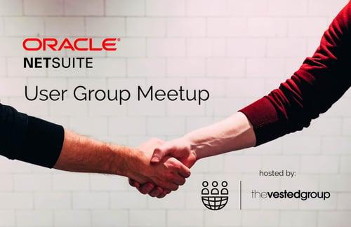handshake meetup landing page