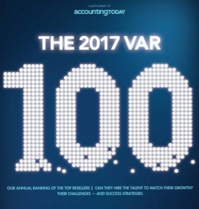 TVG VAR Front Page screenshot